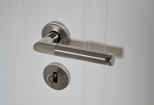 Tipos de manillas para puertas interiores