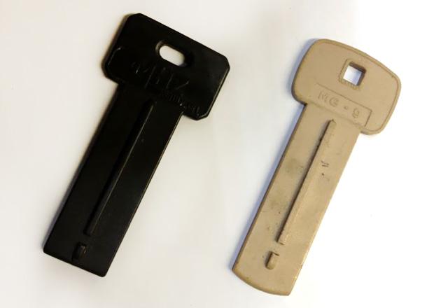 ¿Cuáles son los riesgos potenciales de usar llaves magnéticas?