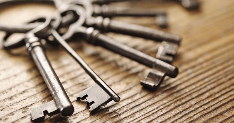 Todo sobre el origen de las llaves